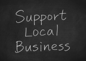 Support local business in Covid19 lockdown